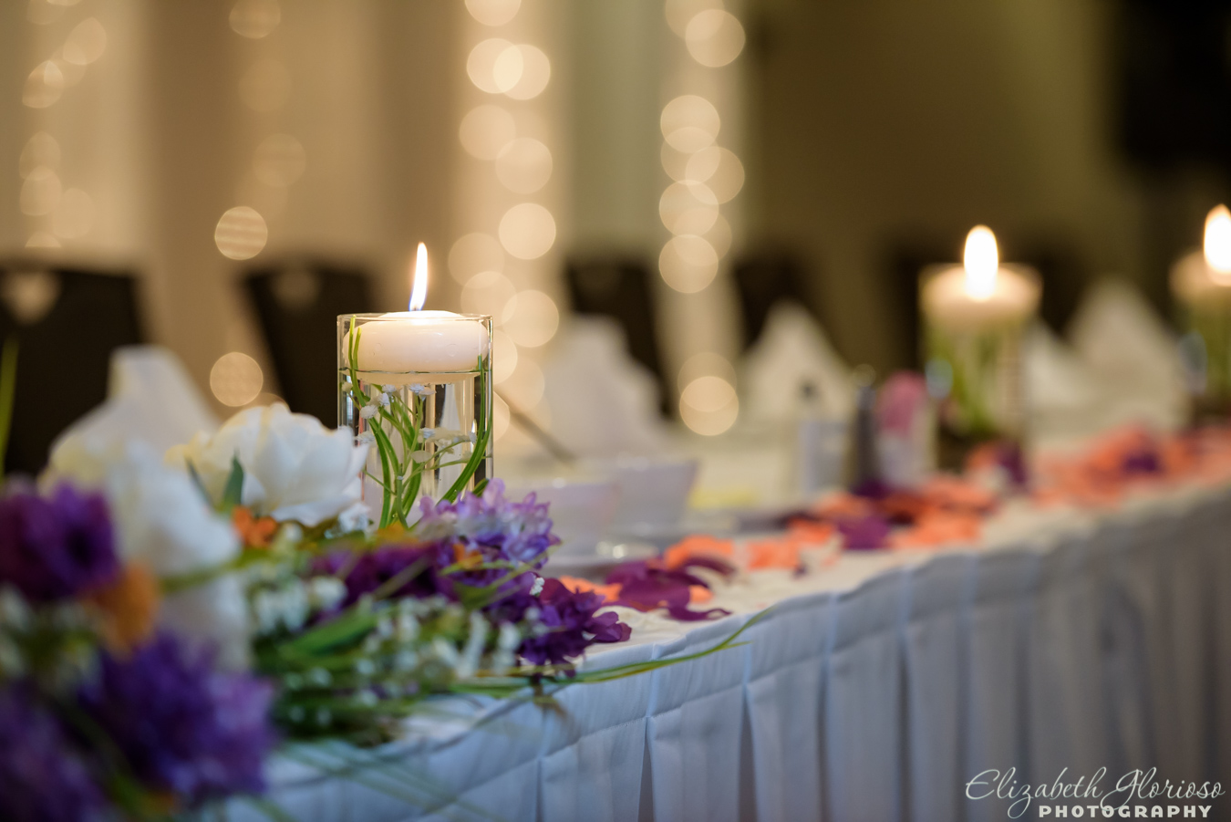Cleveland Hilton Doubletree was a lovely venue for Ryan and Amanda's reception.
