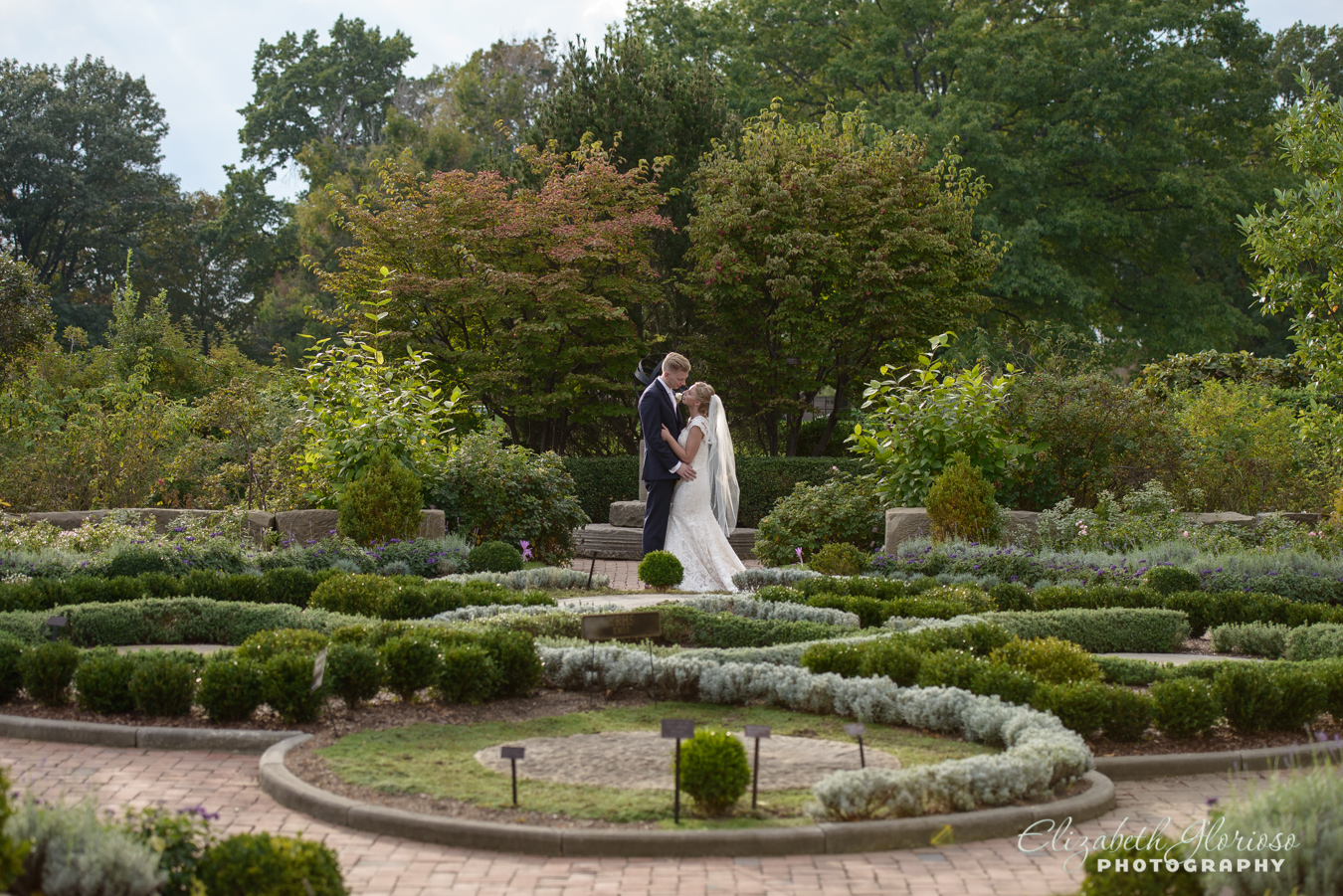 Wedding Cleveland Botanical Garden