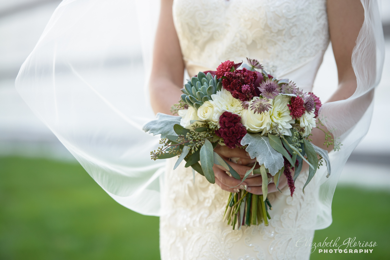 Bridal Bouquet at Cleveland Museum of Art