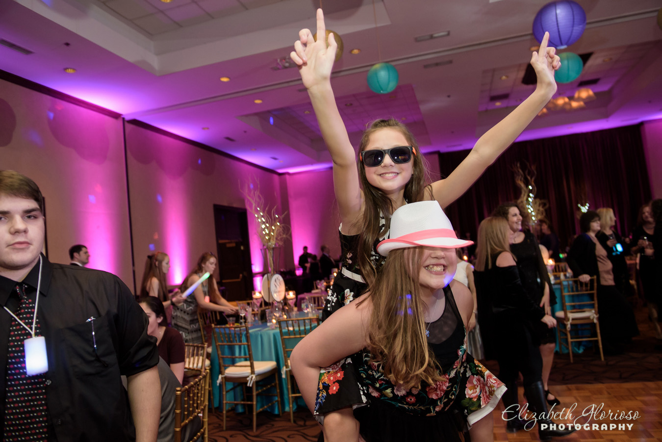 Bat Mitzvah party Bertram Aurora Ohio