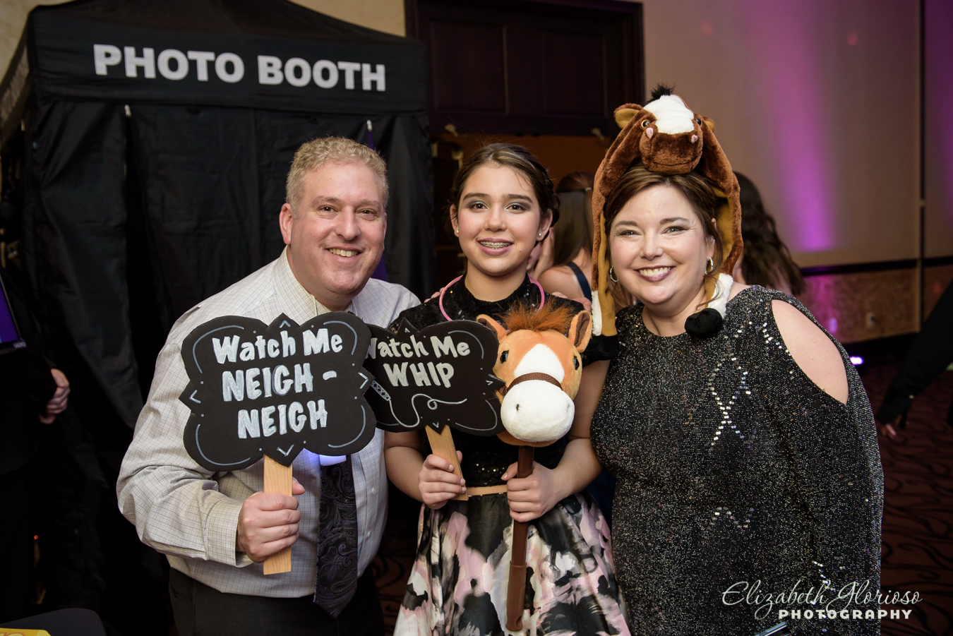 Mitzvah Photo booth Bertram Aurora Ohio
