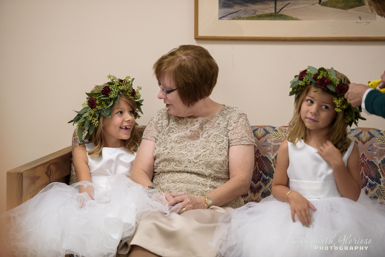 flower girls Cleveland Ohio