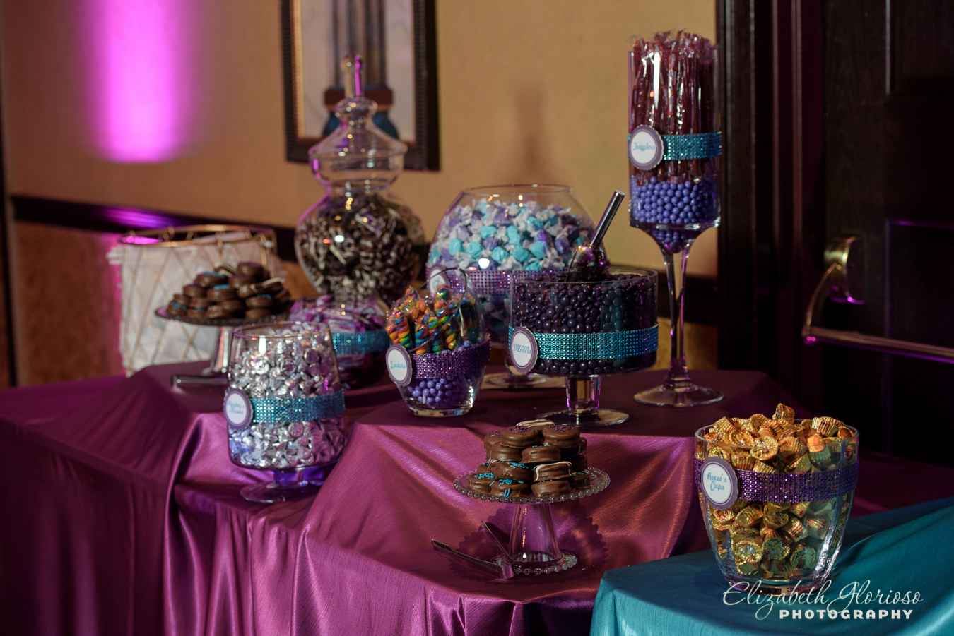 Candy Bar Bat Mitzvah Bertram Aurora Ohio