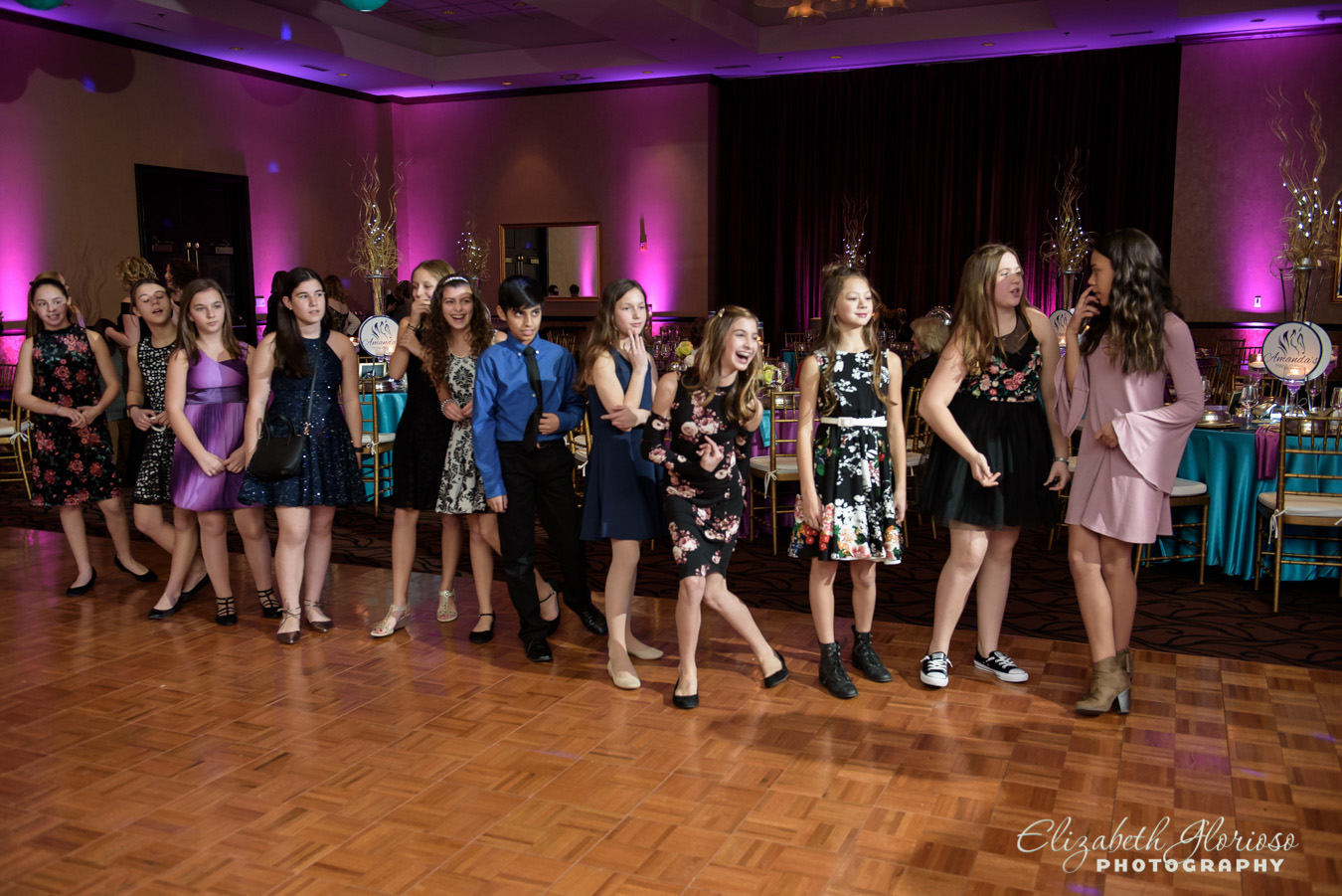 Mitzvah Party Bertram Cleveland Ohio