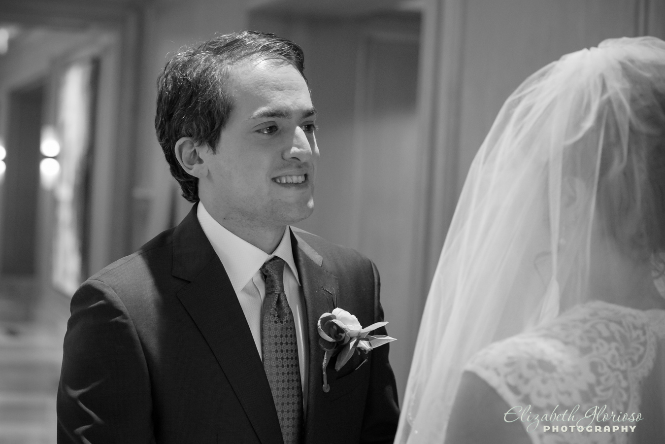 Groom First look at the Ritz Carlton Cleveland Ohio